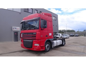 DAF 105 XF 410 Space Cab (MANUAL GEARBOX / BOITE MANUELLE / PERFECT) - cabeza tractora