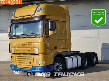 DAF XF105.510 6X2 SSC Intarder Liftachse Euro 4 - cabeza tractora