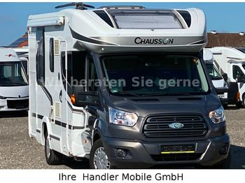 Chausson Flash 628 EB Limited Edition mit Hubbett  - autocaravana