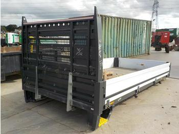 Drop Side Body to suit Ford Transit - carrocería - caja abierta