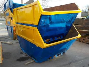 8 Yard Skip to suit Skip Loader Lorry (2 of) - contenedor de cadenas