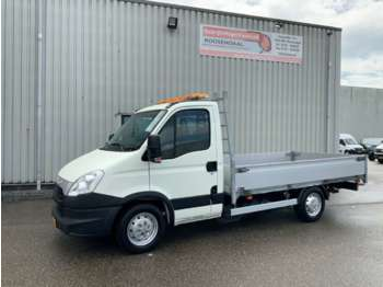 Iveco Daily 35 S 14G 345 CNG .Gas Pick Up.3 Zits Trekhaak.3500 - caja abierta furgoneta