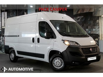 Furgón FIAT Ducato Fg 35 L2H2 140CV PACK CAMPER / ANDROID AUTO & APPLE CARPLAY