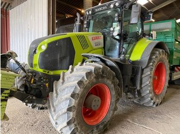 Claas Axion 870 C-Matic  - tractor agricola