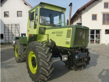 Mercedes-Benz mb-trac 1000 - tractor agricola