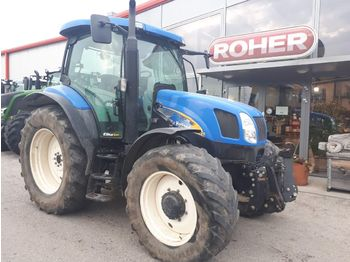 New Holland T6020 Elite  - tractor agricola