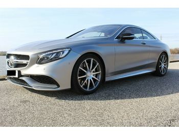 Mercedes-Benz *BRABUS* S 63 AMG 4MATIC Edition 1 Coupé *VOLL*  - coche